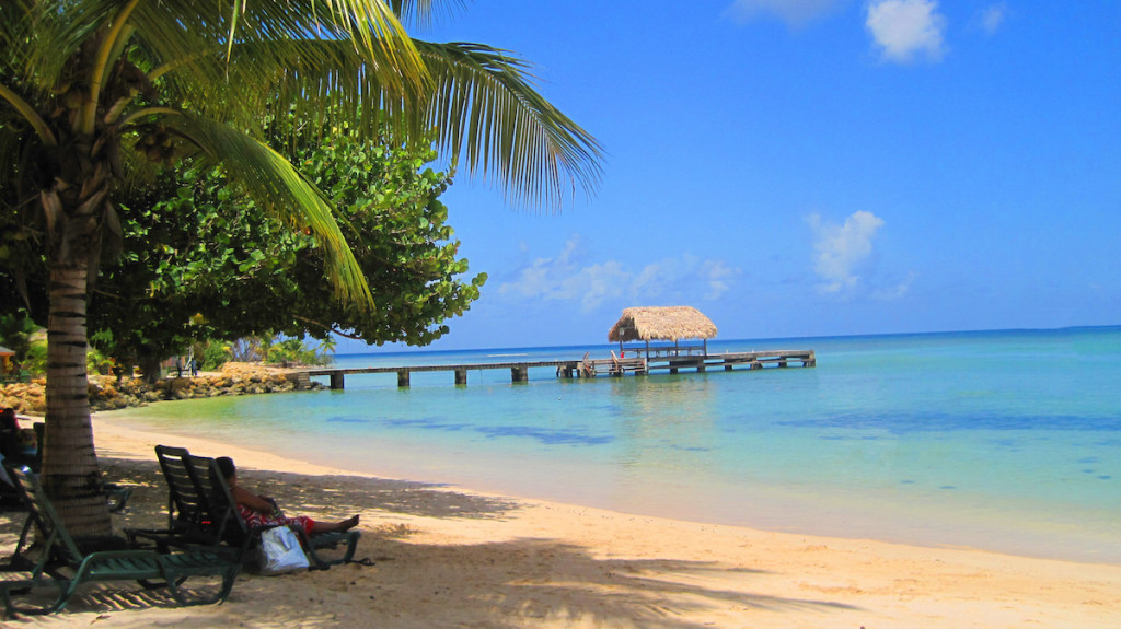 Pigeon Point Beach - Tobago
