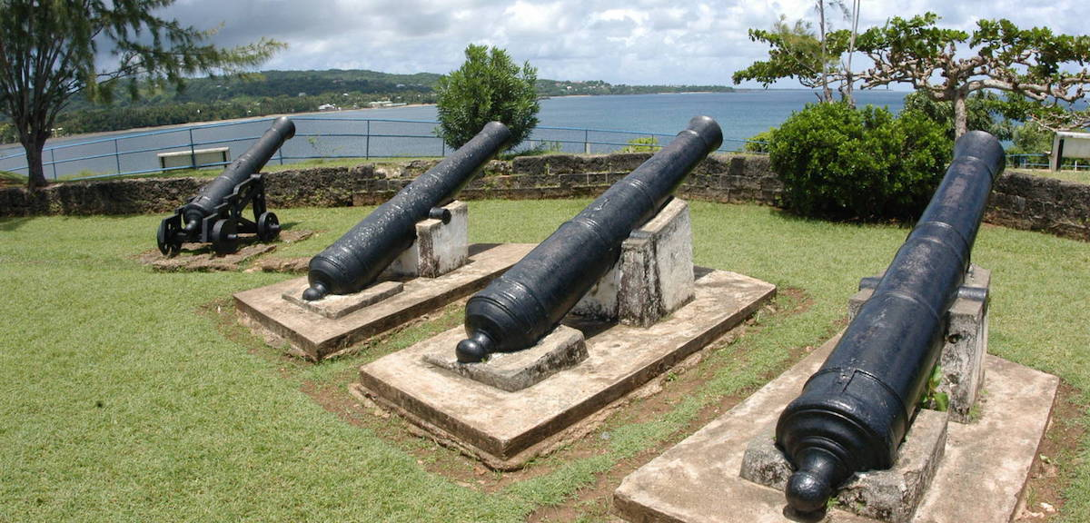 Fort James Trinidad and Tobago